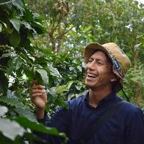 株式会社 坂ノ途中 執行役員 海ノ向こうコーヒー事業 産地担当 安田 大志